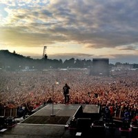Macklemore's Marlay Park gig saved after computer meltdown