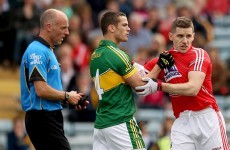 'We've never not gone to the well': Goulding confident that Cork can turn their summer around