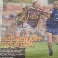 This week's Wexford People has one unintentionally rude headline