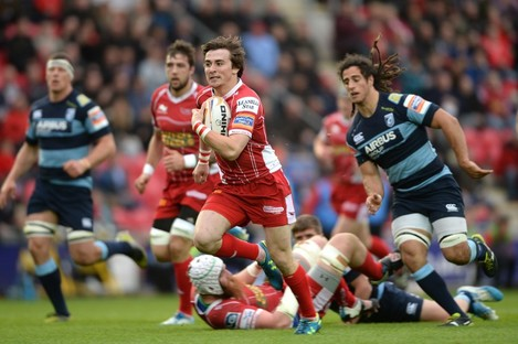 The Scarlets and Blues are in precarious positions with future WRU funding in doubt.