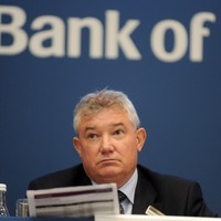 BOI chief Richie Boucher tells staff he is being treated for cancer