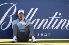 Ruffled McIlroy eager to shake Friday feeling ahead of British Open
