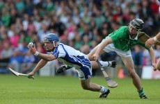One change for Waterford and Limerick ahead of Munster MHC decider