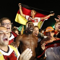 A World Cup final is the least German fans expected