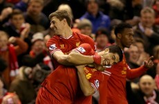 'An emotional day for me' - Gerrard pays tribute to departing Suarez