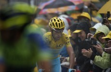 Contador and Roche turn up the heat as Nibali breaks a sweat