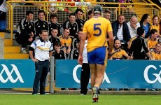 'We've no complaints' says Davy Fitzgerald before complaining about the referee