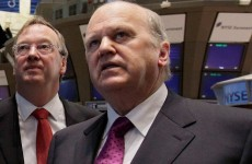 European Central Bank must agree to Noonan's proposal to burn senior bondholders