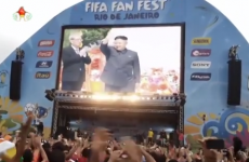 No, North Korea didn't tell its citizens they're in the World Cup final