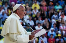 "Pope promises ""solutions"" to celibacy in the priesthood"