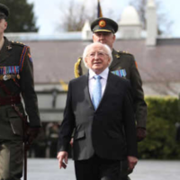 Those who died in past wars or on UN service remembered today