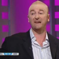 Aprés Match's Kenny Cunningham impression last night was spot on