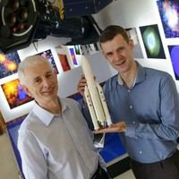 Irish engineers are working to improve space rocket lift off