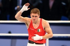 Ireland's Jason Quigley takes 82 seconds to win pro debut in Las Vegas
