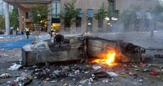 Gallery: Riots in Vancouver after hockey team thrashed in Stanley Cup decider