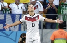 Das ist Götze! Mario's goal wins the World Cup for Germany