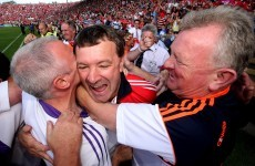 After the 'bitter pills' of defeat in 2013, delight at last in a final for JBM and Cork