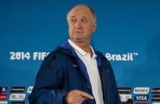 Brazil fires national football coach Felipe Scolari - reports