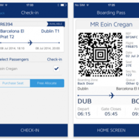 New Ryanair app lets you use your phone as a boarding pass