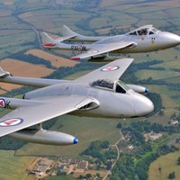 LIVESTREAM: 30 aircraft take to the skies for impressive display over Bray