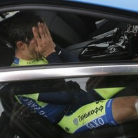 We'll leave it there so: Contador out, Rihanna lifts the World Cup and all today's sport