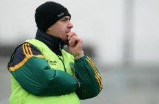 Cribbin slams Duignan following claims that Offaly footballers drink too much