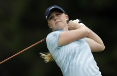 Stephanie Meadow has followed in Rory McIlroy's footsteps by declaring for Ireland