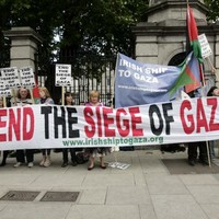Dublin City Council votes for an arms and trade embargo on Israel