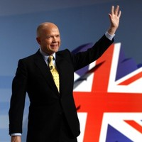 Cameron 'culls middle-aged men' from cabinet, as William Hague says goodbye