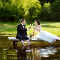Yes, you CAN get married outdoors... the Attorney General gives her blessing