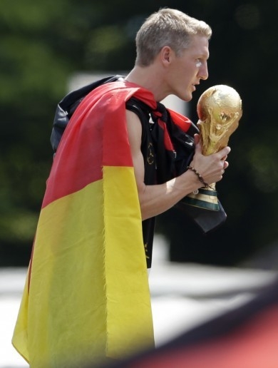 How Germany went from Euro 2000  'disaster' to World Cup champions
