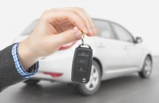 Which county has seen the biggest increase in new car registrations this year?