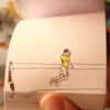 Check out this class video of all the World Cup goals in flip book form