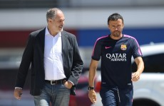 Barcelona will accept Luis Suarez 'imperfections', says Zubizarreta