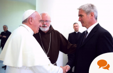 Opinion: I became the first male survivor of Irish clerical sexual abuse to meet Pope Francis