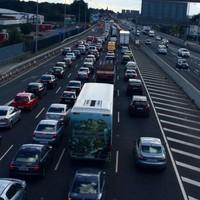 Major traffic delays after three car crash on the N7