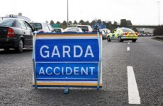 Van driver in critical condition following collision