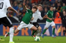 Ireland's FIFA world ranking slide stops at 70, Germany take over at the top
