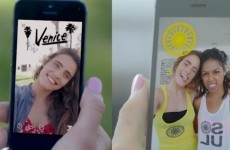How to use Snapchat's new geofilters, a feature kept hidden until now