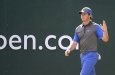 It's Route 66 for Rory! McIlroy leads Open Championship after blistering start