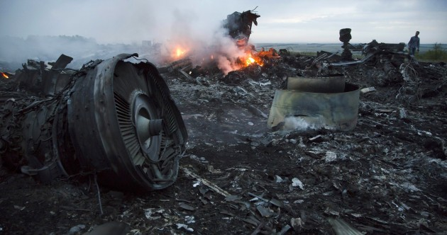 Malaysian passenger plane shot down by surface-to-air missile over Ukraine