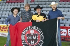 Bohs have the answer for all* of you disappointed Garth Brooks fans