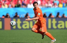 Magpies add Dutch World Cup defender Janmaat to their ranks