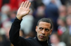 London calling for Ferdinand as he completes QPR switch