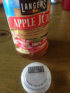 This apple juice would never EVER work in Ireland