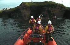 Six teens rescued after being cut off by tide in Bundoran