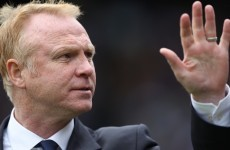 Villain: McLeish confirmed as new boss