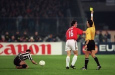 UEFA changes the rule that saw Roy Keane miss the 1999 Champions League final