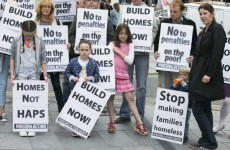 Ballymun council building occupied over rent allowance ban