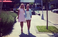 Caroline Wozniacki just burned Rory McIlroy on Instagram